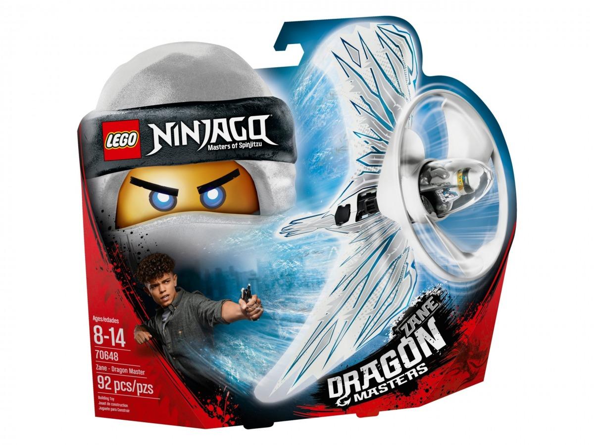 lego 70648 zane dragon master scaled