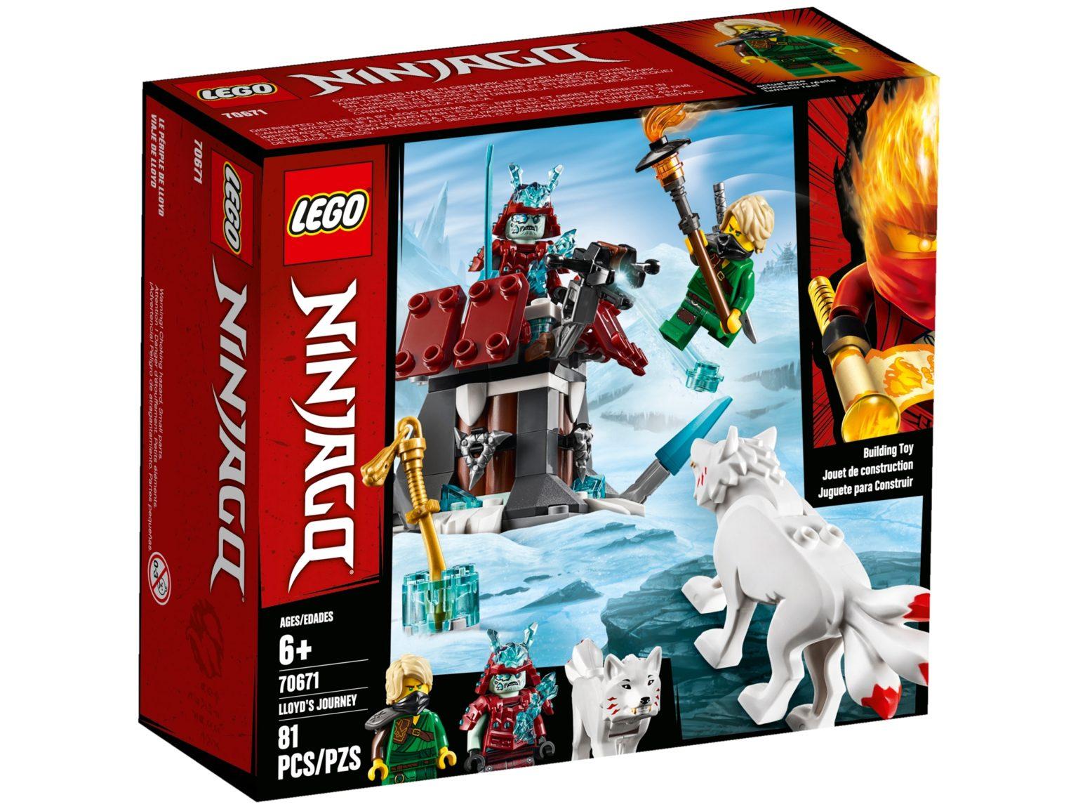LEGO Ninjago 71754 Water Dragon - Coming soon