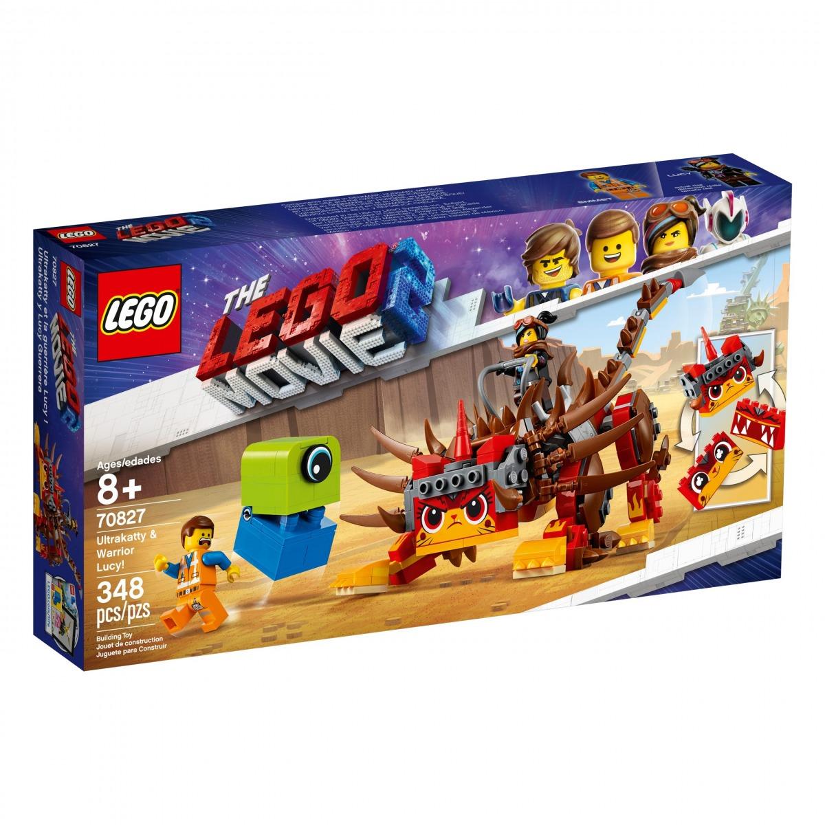 lego 70827 ultrakatty warrior lucy scaled