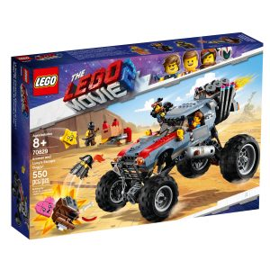 lego 70829 emmet and lucys escape buggy