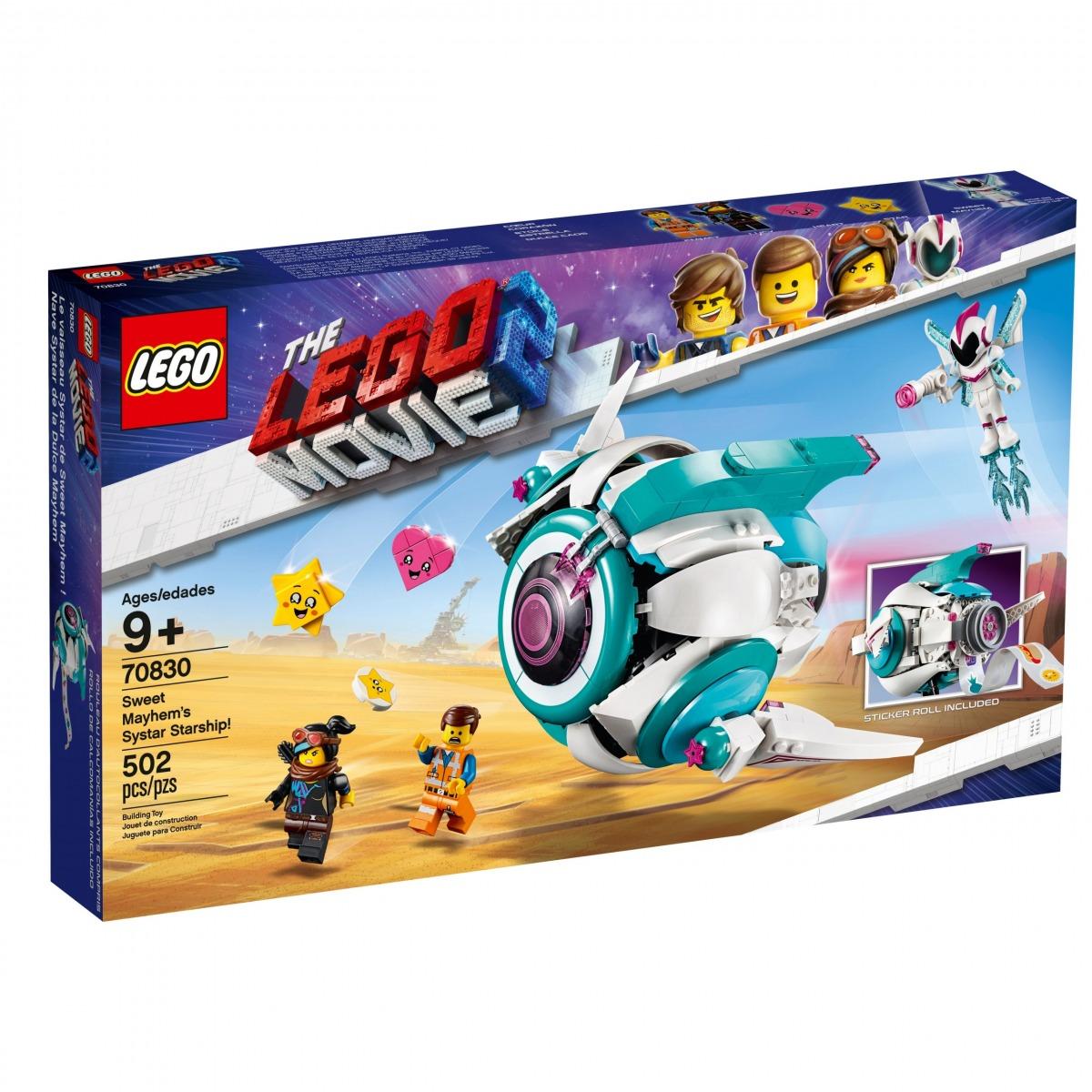 lego 70830 sweet mayhems systar starship scaled