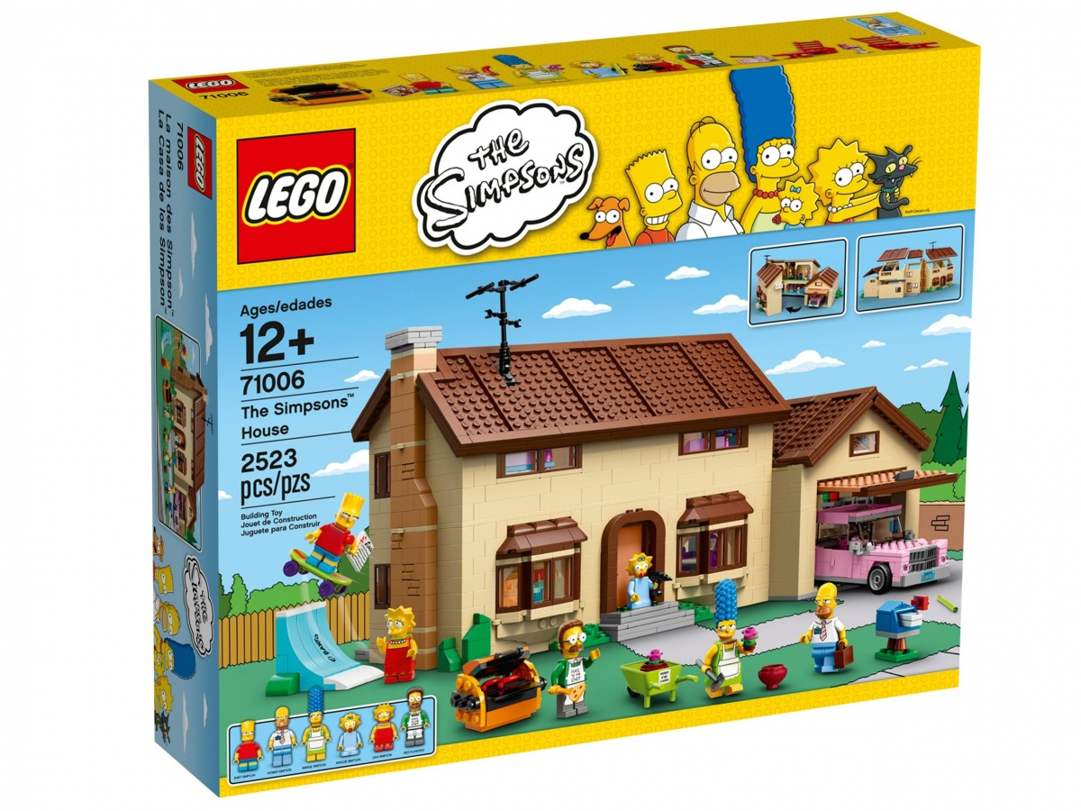 lego 71006 the simpsons house scaled