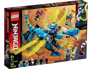 lego 71711 jays cyber dragon