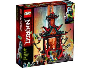 lego 71712 empire temple of madness