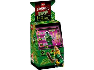 lego 71716 lloyd avatar arcade pod