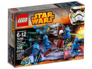 lego 75088 senate commando troopers