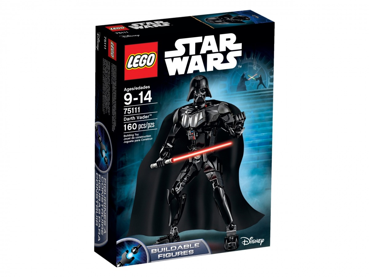 lego 75111 darth vader scaled