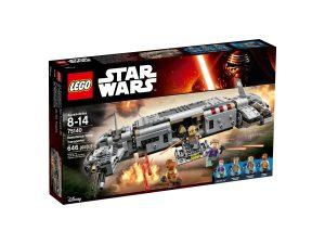 lego 75140 resistance troop transporter