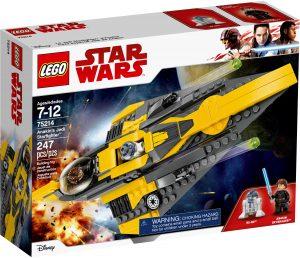 lego 75214 anakins jedi starfighter