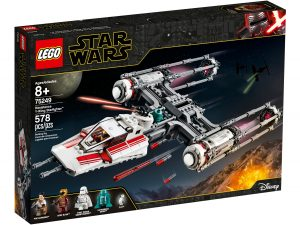 lego 75249 resistance y wing starfighter