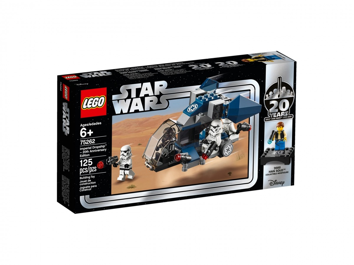 lego 75262 imperial dropship 20th anniversary edition scaled