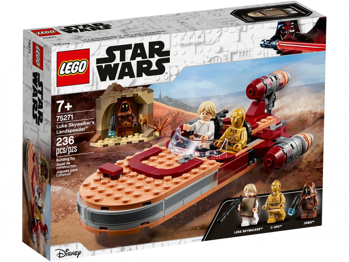 lego 75271 luke skywalkers landspeeder scaled