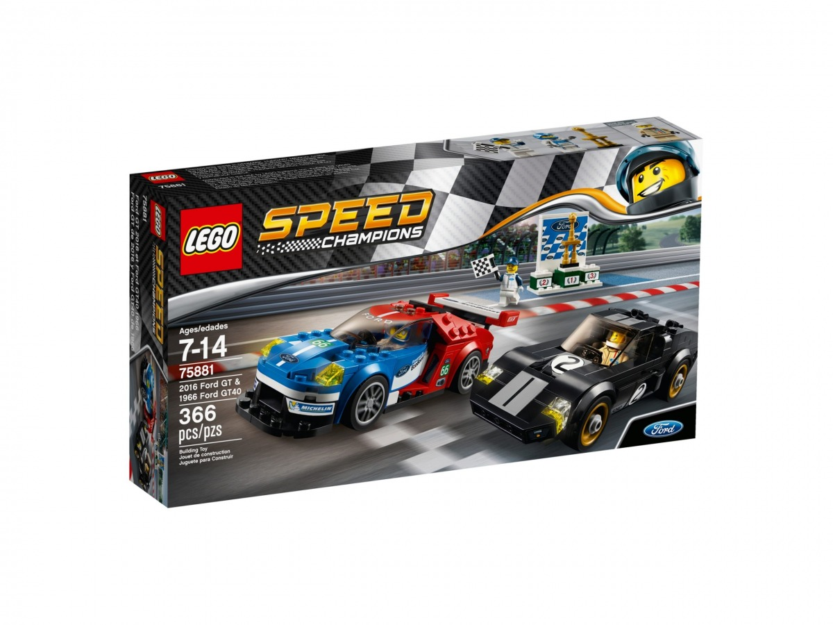 lego 75881 2016 ford gt 1966 ford gt40 scaled