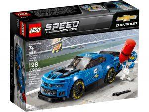 lego 75891 chevrolet camaro zl1 race car
