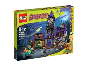 lego 75904 mystery mansion
