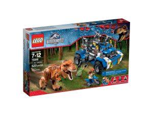 lego 75918 t rex tracker