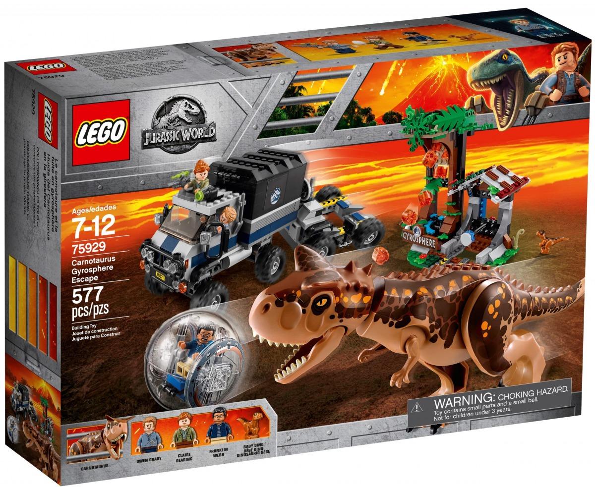 lego 75929 carnotaurus gyrosphere escape scaled