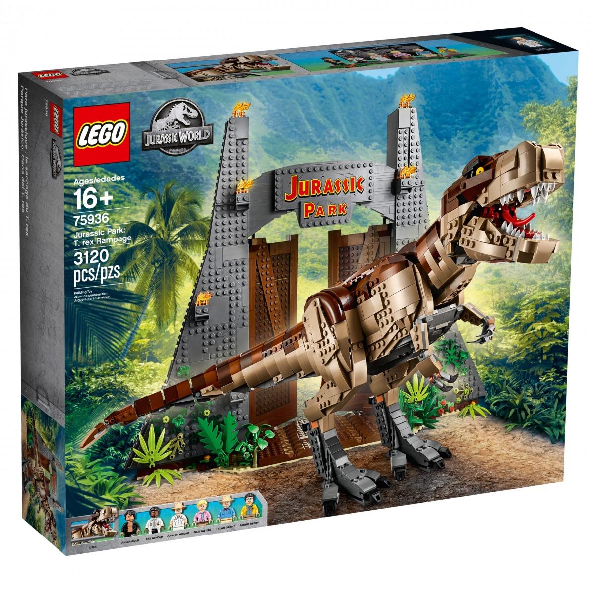 lego 75936 jurassic park t rex rampage scaled