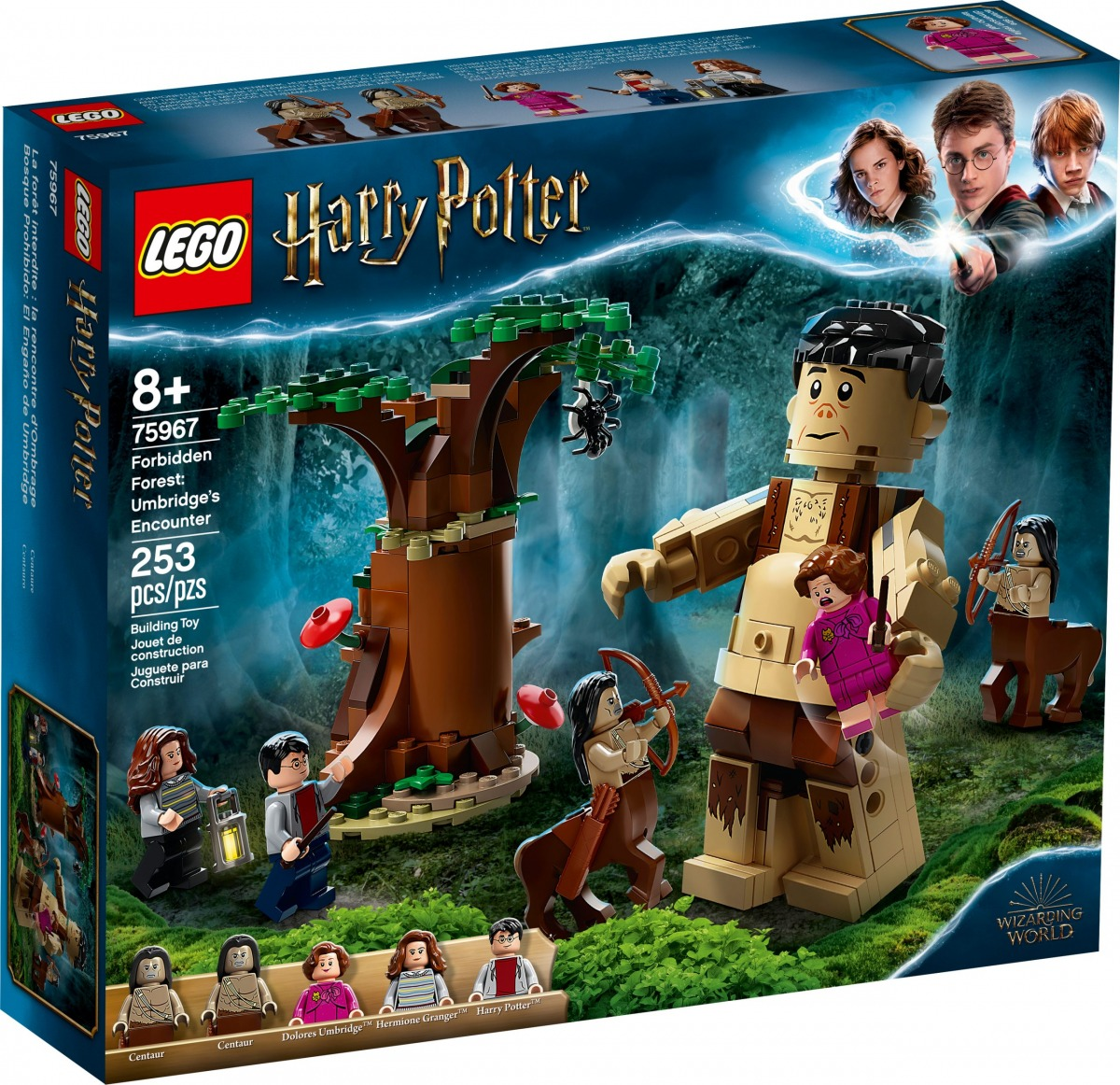 lego 75967 forbidden forest umbridges encounter scaled