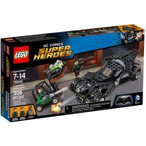 lego 76045 kryptonite interception
