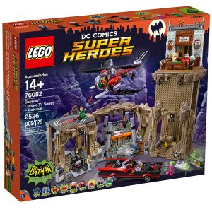 lego 76052 batman classic tv series batcave