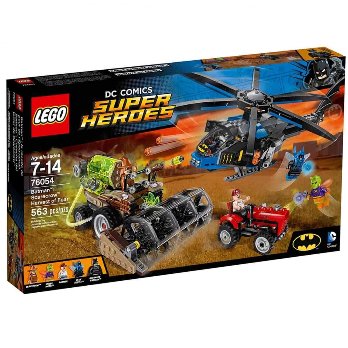 lego 76054 batman scarecrow harvest of fear scaled