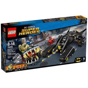 lego 76055 batman killer croc sewer smash