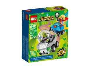 lego 76094 mighty micros supergirl vs brainiac