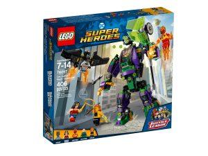 lego 76097 lex luthor mech takedown