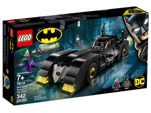 lego 76119 batmobile pursuit of the joker