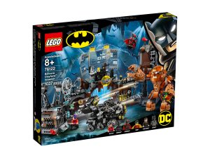 lego 76122 batcave clayface invasion