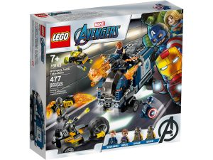 lego 76143 avengers truck take down