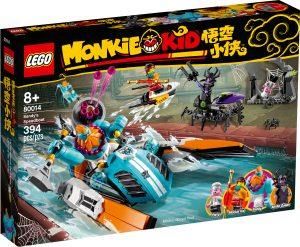 lego 80014 sandys speedboat