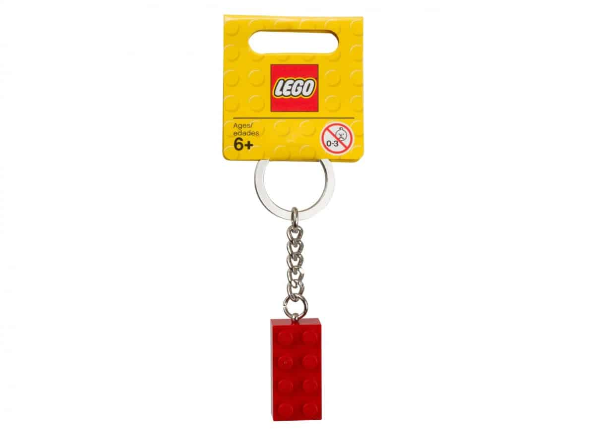 lego 850154 red brick keyring scaled