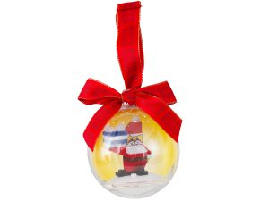 lego 850850 santa holiday bauble