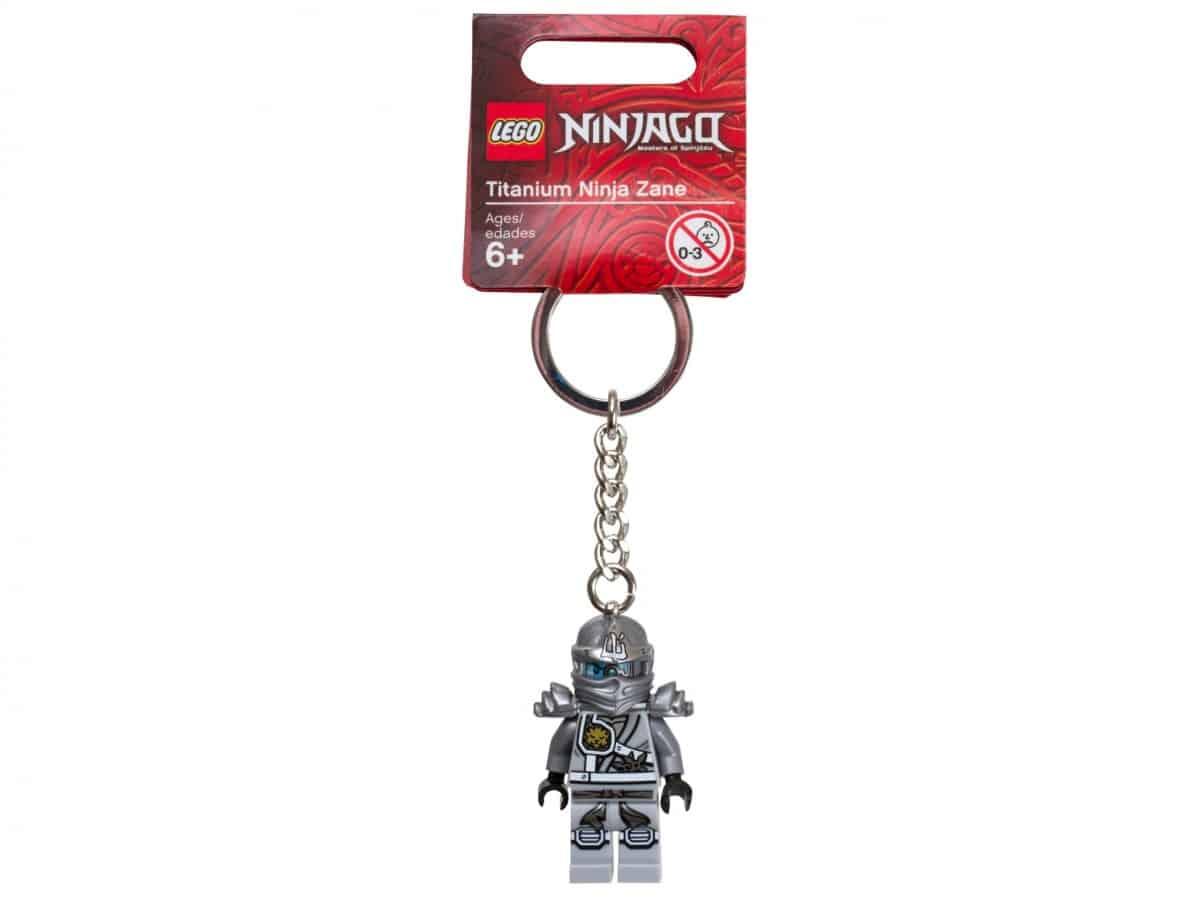 lego 851352 ninjago titanium ninja zane key chain scaled