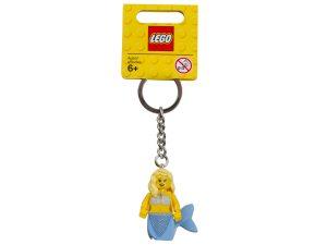 lego 851393 mermaid key chain