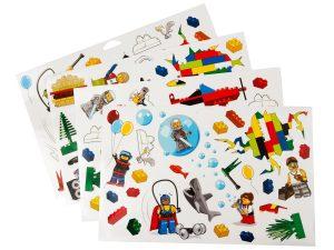 lego 851402 wall stickers