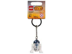 lego 853470 star wars r2 d2 keyring