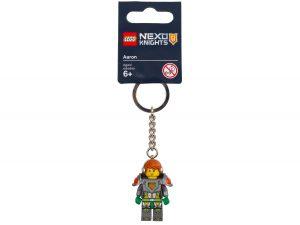 lego 853520 nexo knights aaron key chain