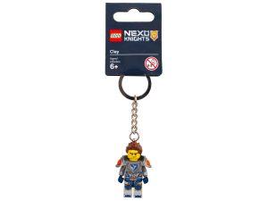 lego 853521 nexo knights clay key chain