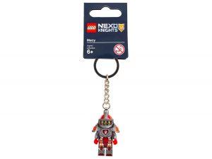 lego 853522 nexo knights macy key chain