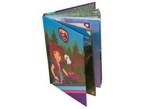 lego 853555 friends campsite scrap book