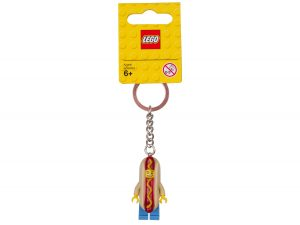 lego 853571 hot dog guy keyring