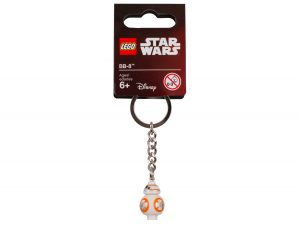 lego 853604 star wars bb 8 keyring