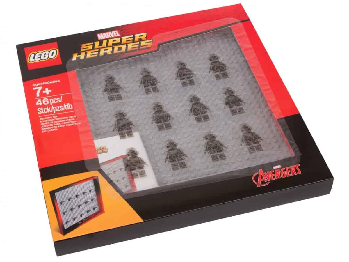 lego 853611 marvel super heroes minifigure display frame scaled