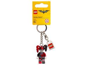 lego 853636 batman movie harley quinn keyring