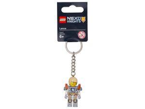 lego 853684 nexo knights lance keyring