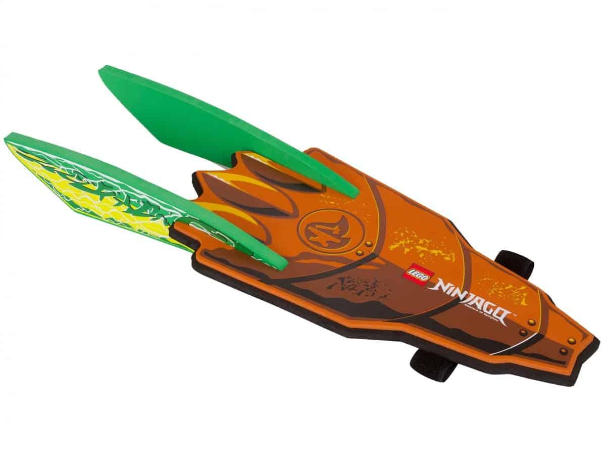 lego 853688 ninjago time blade claw scaled