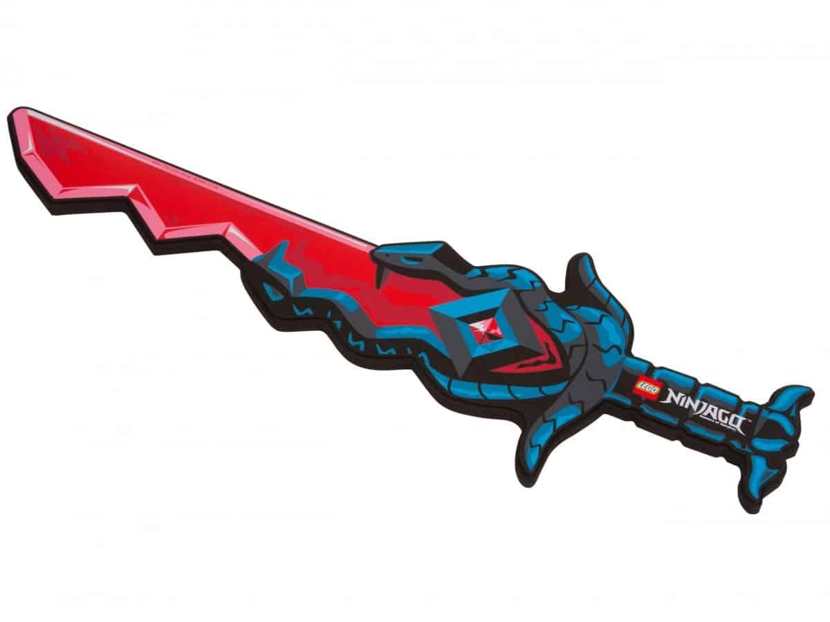 lego 853689 ninjago vermillion sword scaled